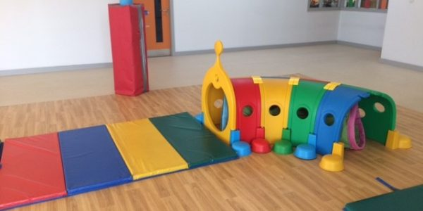 Nano Nagle – Play area
