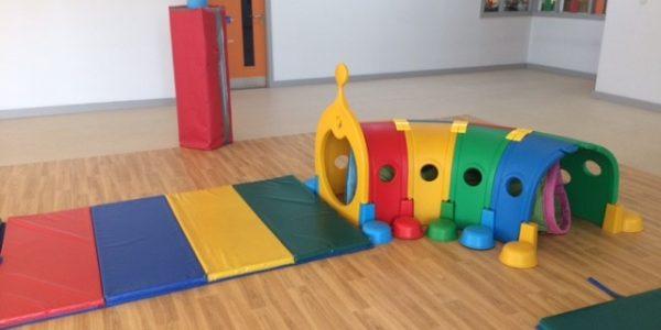 Nano Nagle – Play area